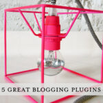 5 great blogging plugins