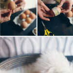 Jeweled Easter Eggs