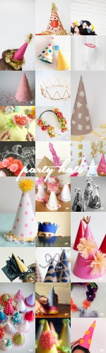 25 Awesome Party Hats