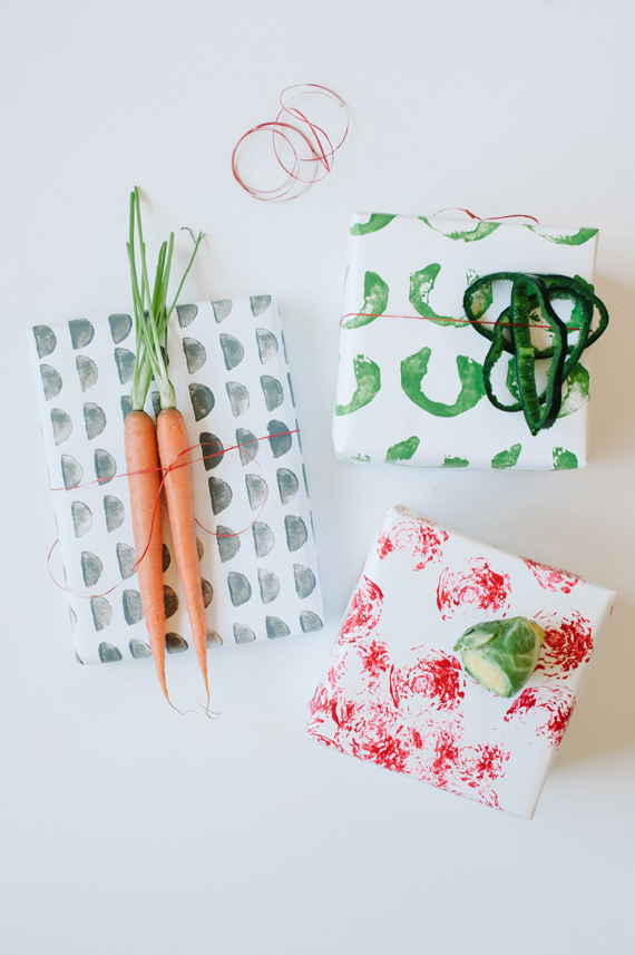 DIY Easter Wrapping Paper
