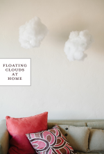 Floating Clouds at Home
