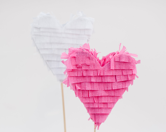 pinatas for love • A Subtle Revelry