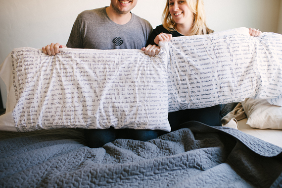 sharpie pillowcase DIY