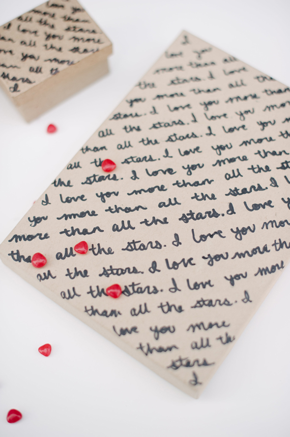 love note gift boxes