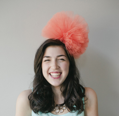 tulle-hat-happy