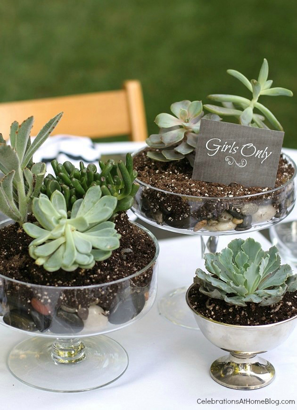10 Awesome Centerpieces A Subtle Revelry