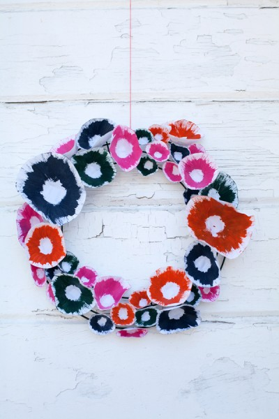 Paper-Flowers-Wreath