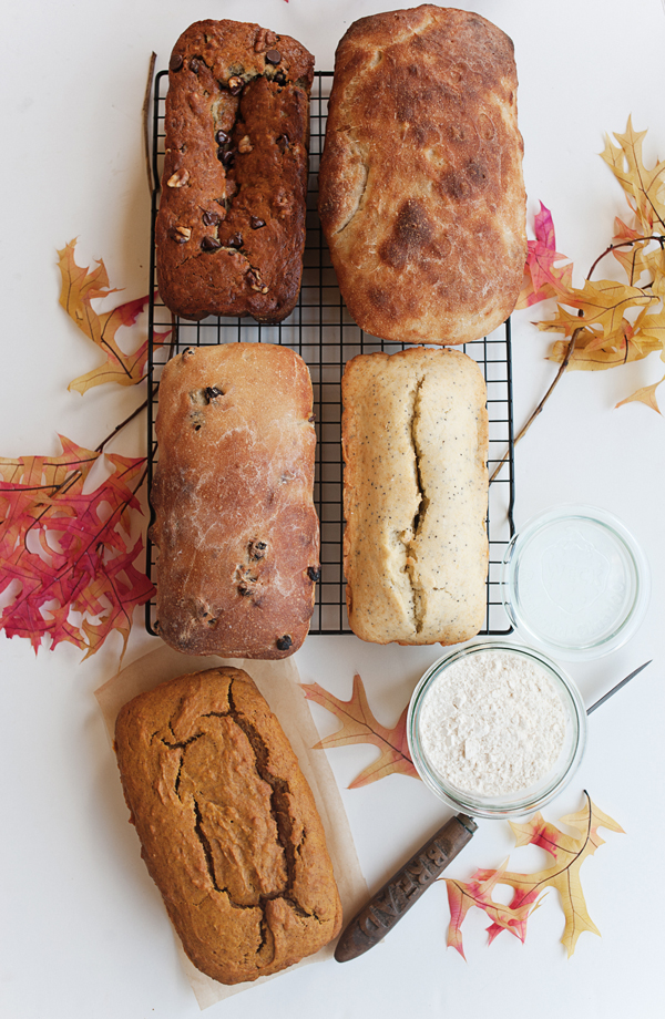 5 bread recipes for fall + how to write on a loaf • A Subtle
