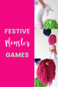 Festive Monster Games