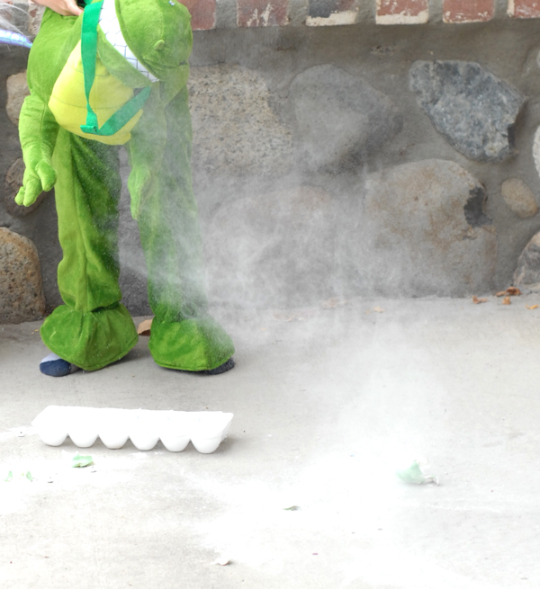 Monster Sidewalk Powder Bombs