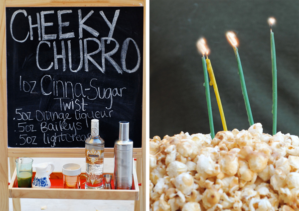 Cheeky Churro Drink Recipe