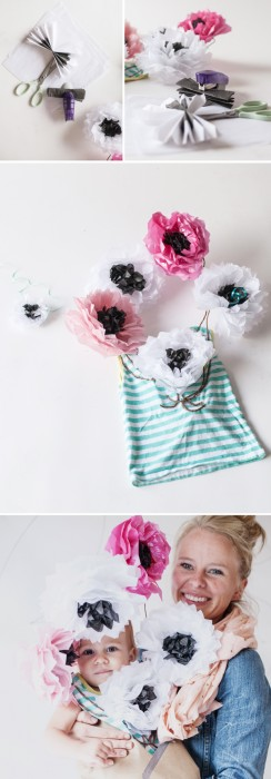diy-flower-bouquet-for-baby