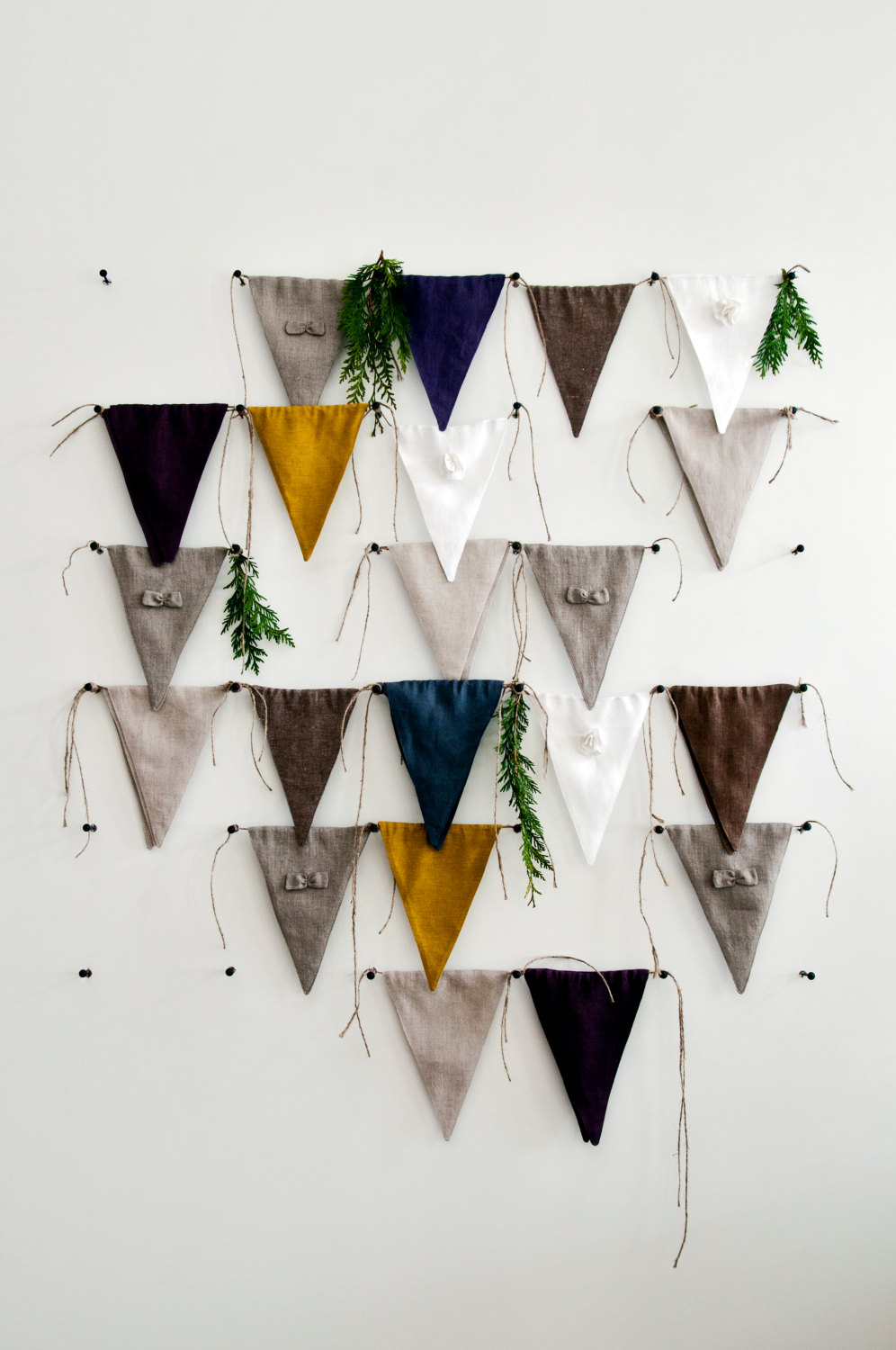 Naturally Beautiful Bunting