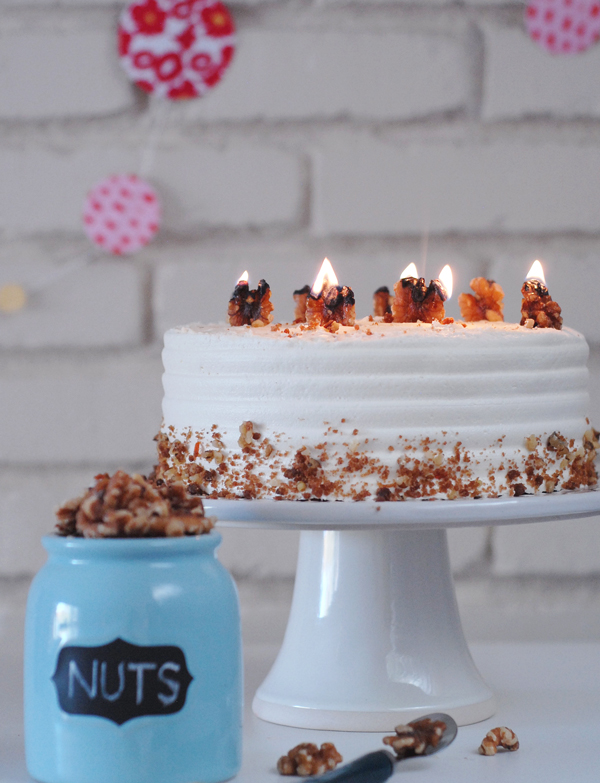 Walnut Candles at A Subtle Revelry