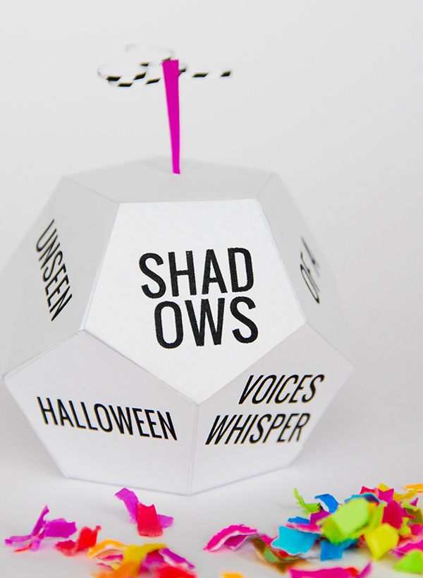 image relating to Printable Treats called halloween handle packing containers A Sophisticated Revelry