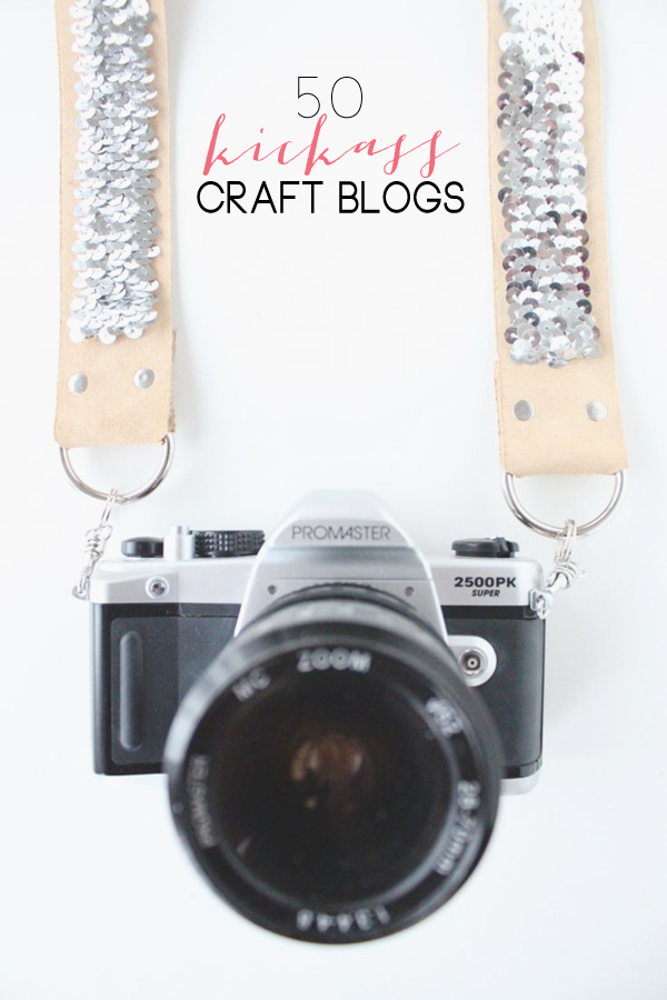 50 kickass craft blogs