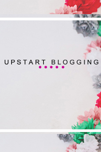 upstart - the new business blogging site