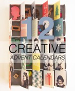 12 creative advent calendars