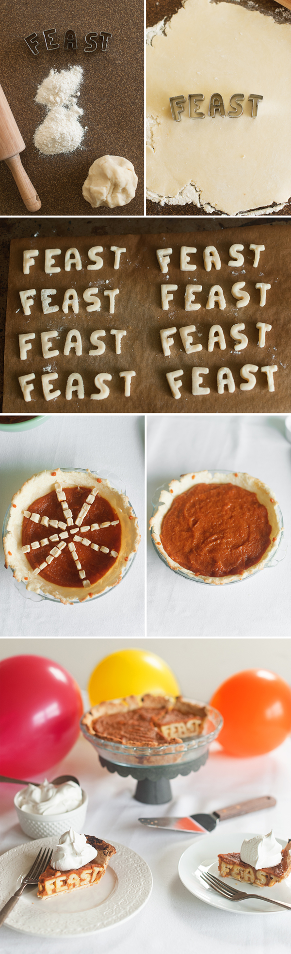 Typography Pie >> A Subtle Revelry