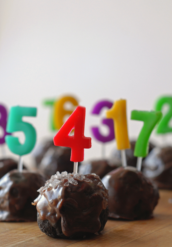 Oreo cookie ball advent countdown