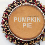 turkey tinfoil and lightened-up pumpkin pie