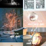 how to take great photos under holiday lights