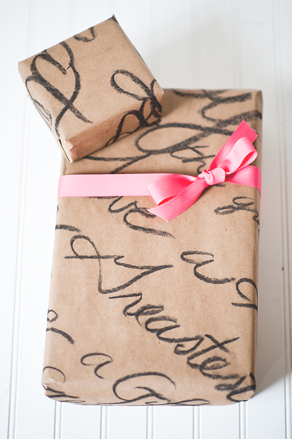 15 ways to wrap a present >>> A Subtle Revelry