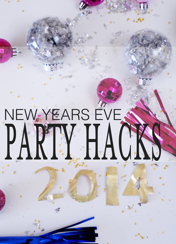 New Years Eve Party Hacks asubtlerevelry.com