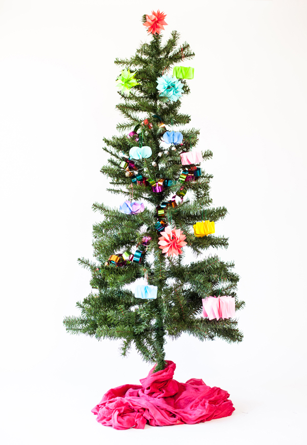 Post-it note Ornaments