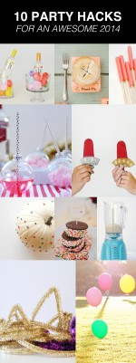 10 party hacks for an awesome 2014