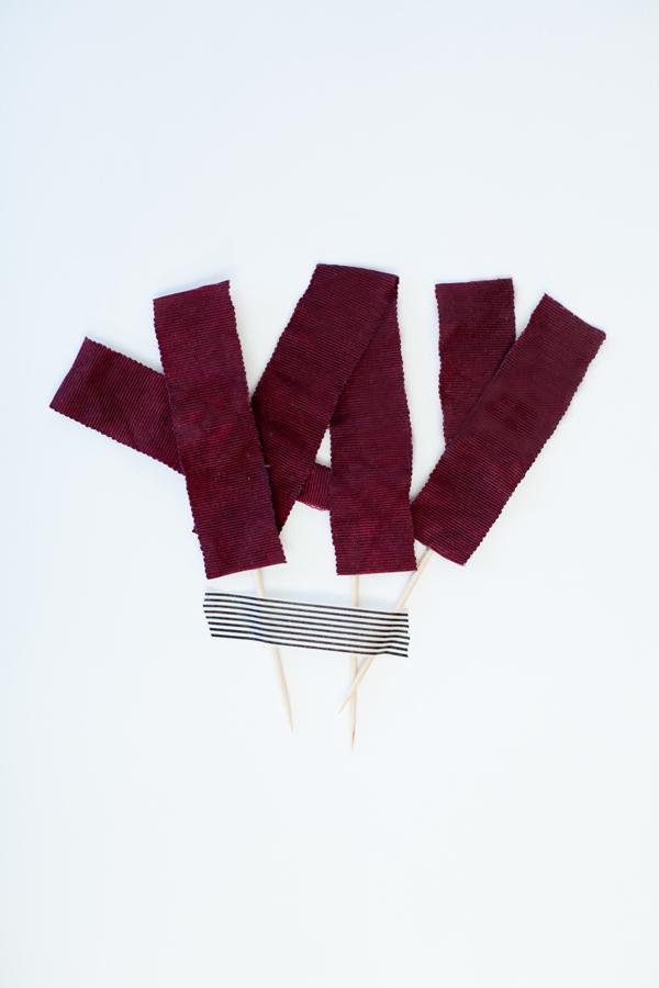 """""""YAY"""" ribbon"""
