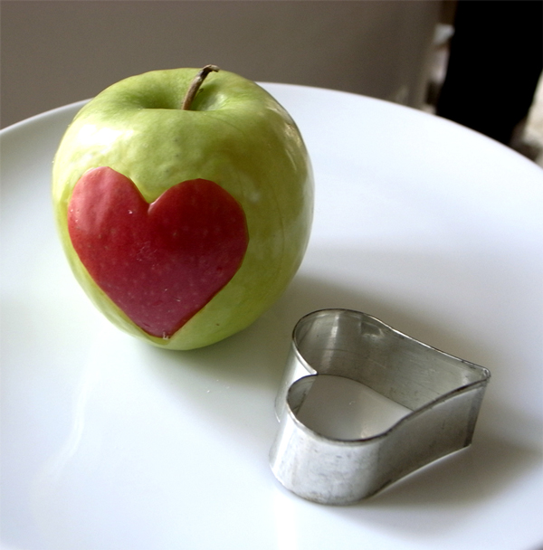 10 ways to serve  heart | Apple Heart