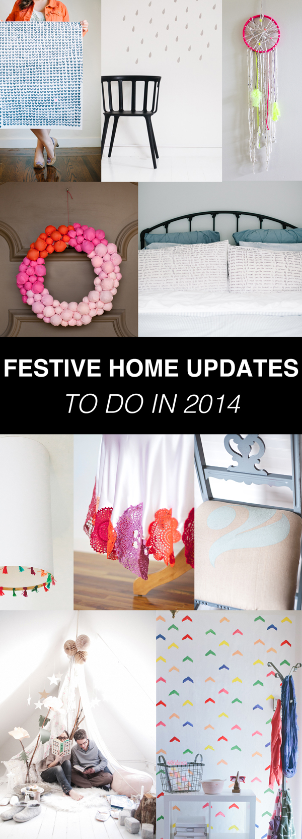 festive home updates