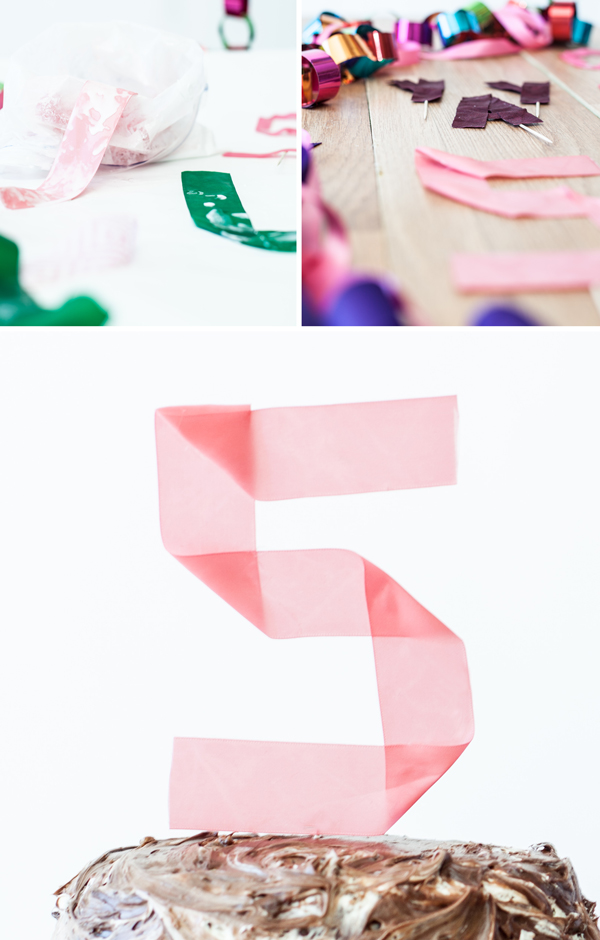typography stiffened ribbons. Make your ribbon talk - it's easy!