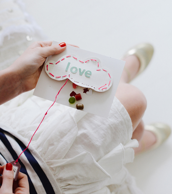 Love Shower Piñata Valentine