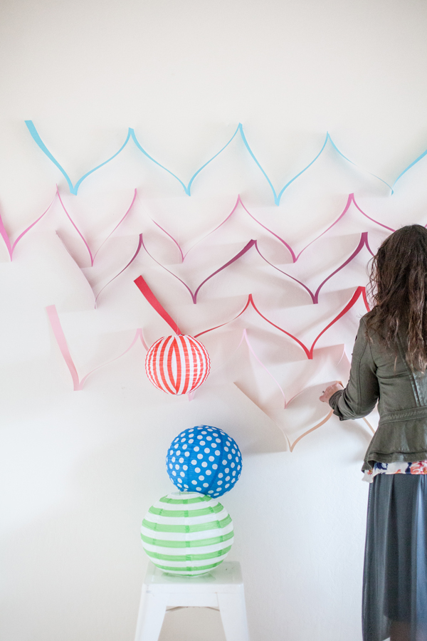 Scallop Party Garland