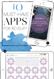 the best apps for revelry