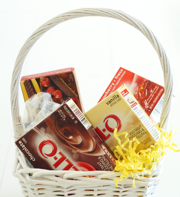dessert goodie basket
