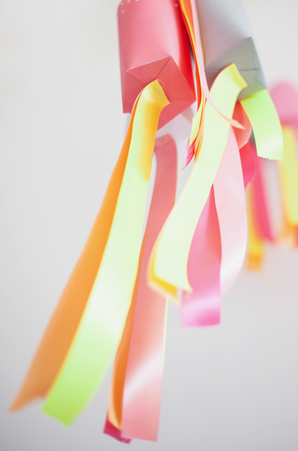 easy Paper party lanterns