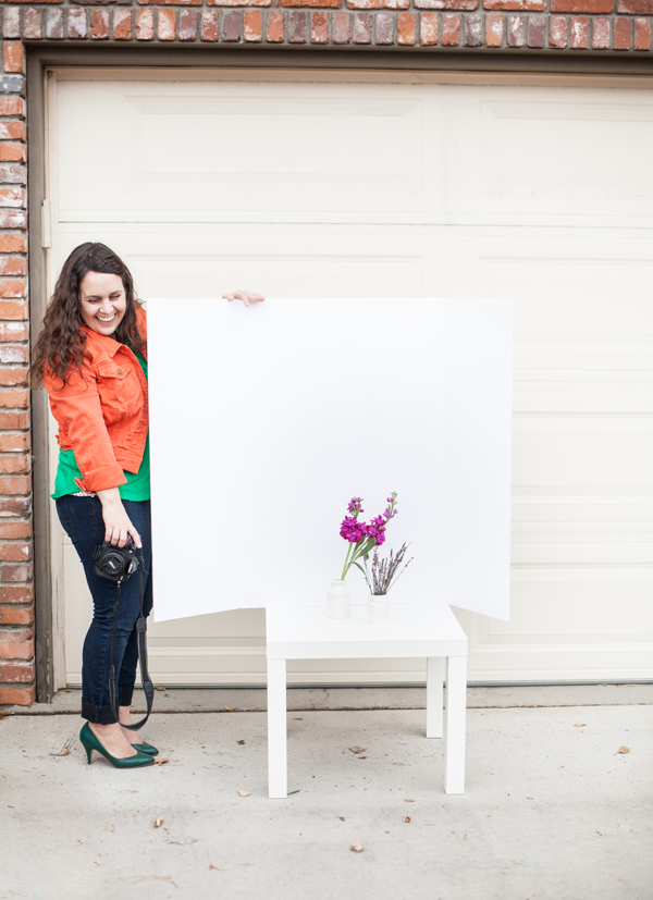 DIY photography studio
