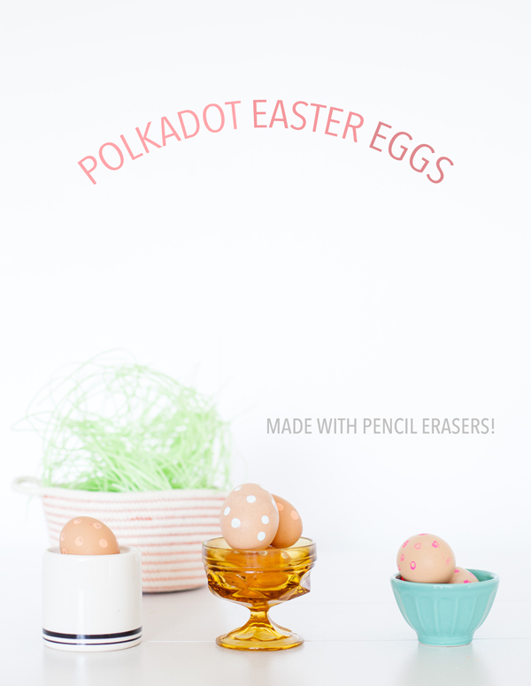 Polkadot Easter Eggs