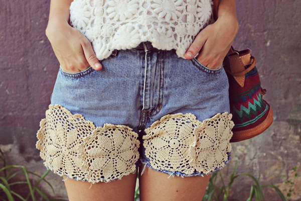DIY-Summer-Shorts