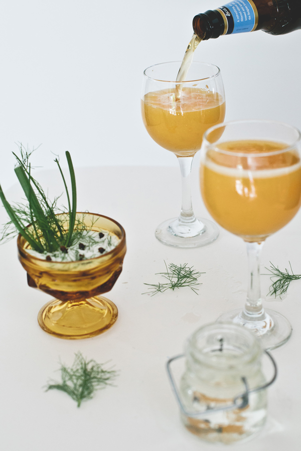 DIY-beermosa