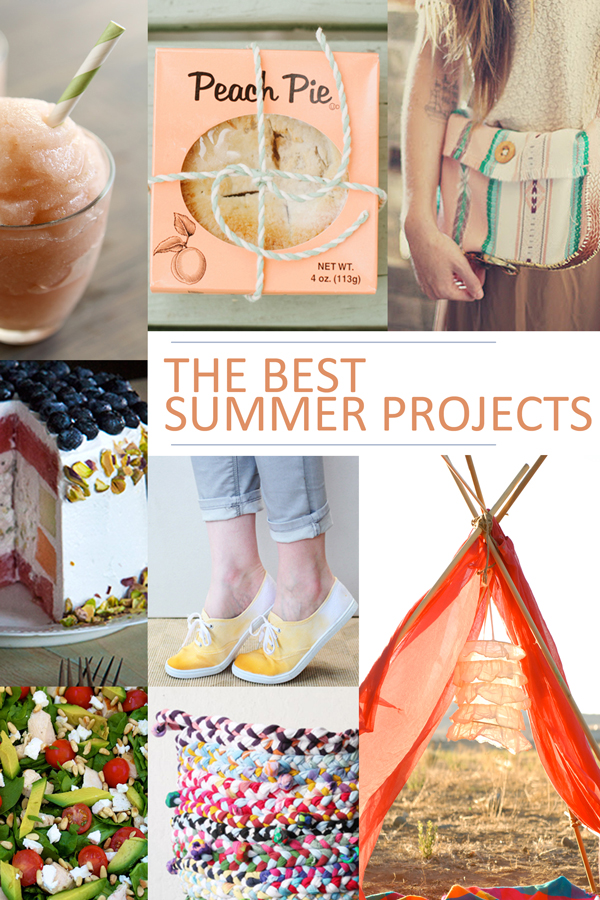 The best summer projects