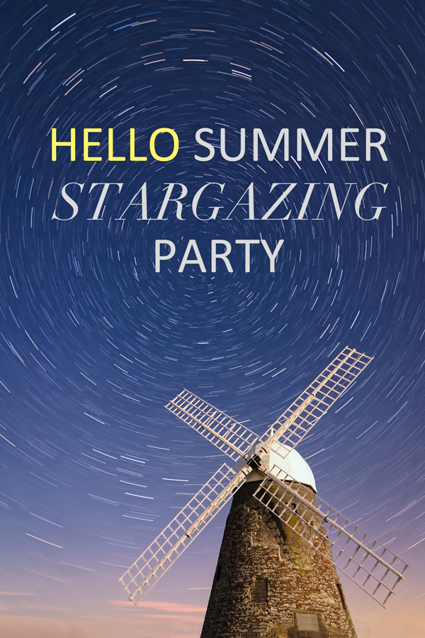 Summer Stargazing Party