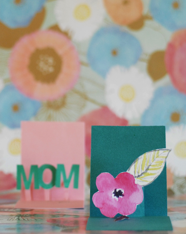 Pop out Mother's Day card