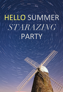 hello summer stargazing party