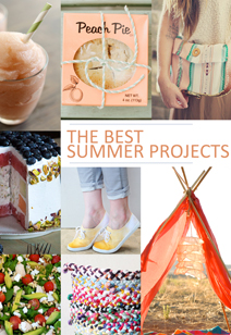 my list - the best summer projects