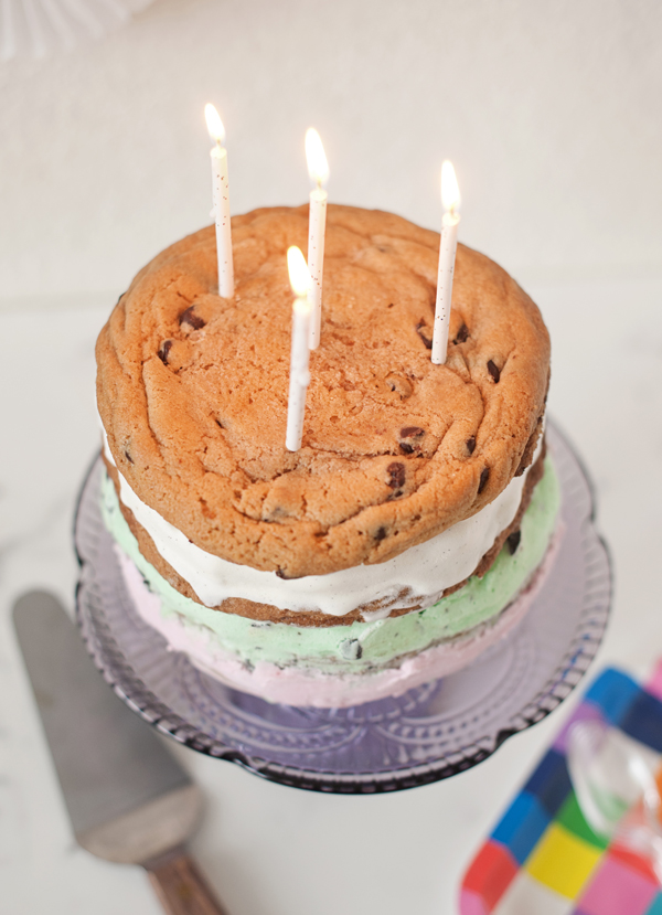 ice cream cake recipe A Subtle Revelry