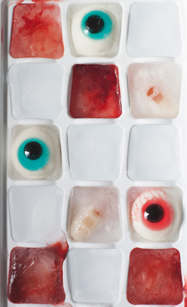 Eyeball Ice Cubes